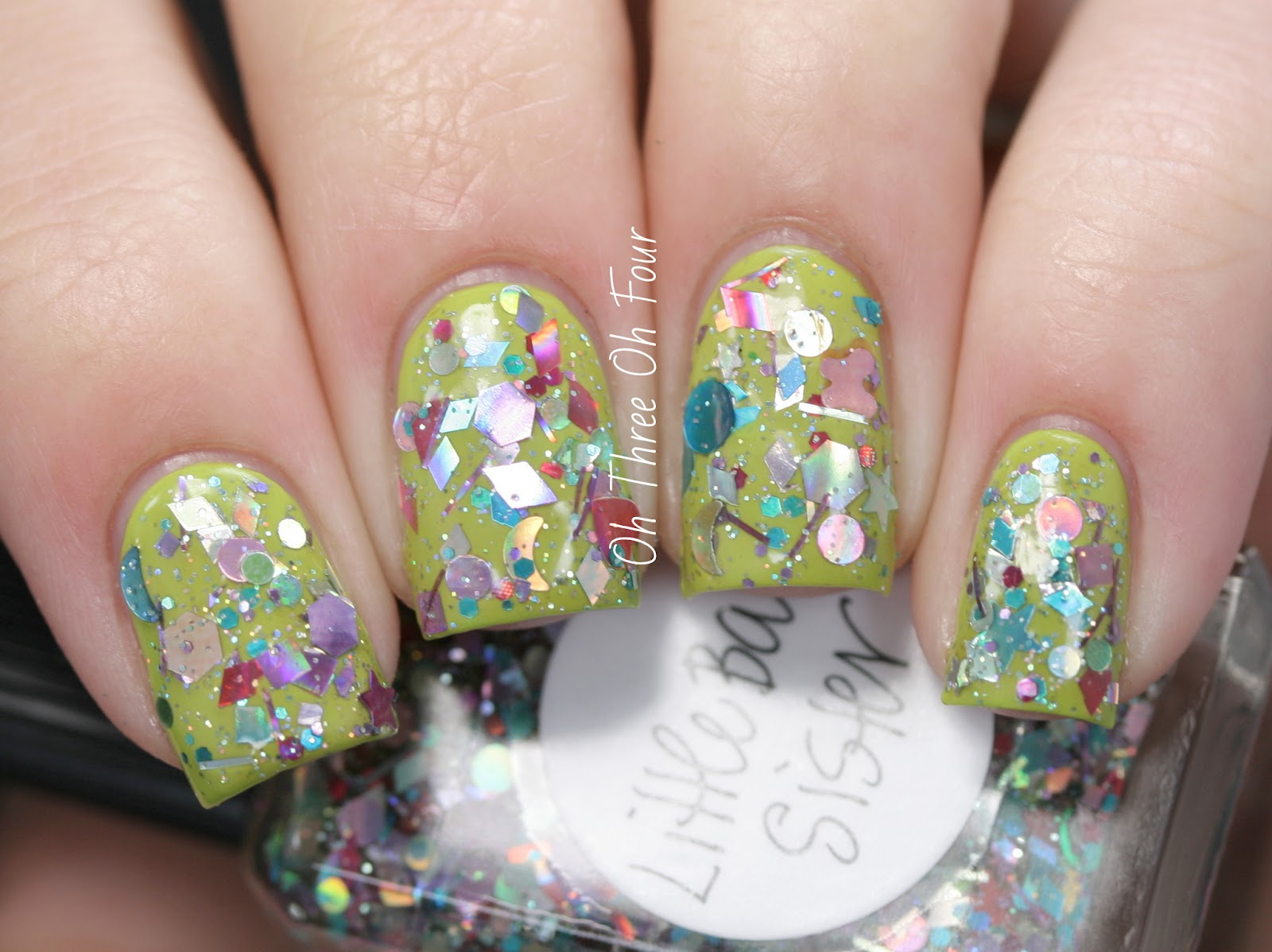 Lynnderella Little Baby Sister swatch