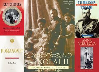Romanov -kirjat Leena Lumissa