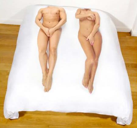Inusuales y creativas sábanas para camas