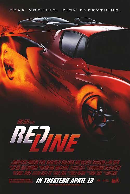 Linha Vermelha: Velocidade Sem Limites – Dublado – 2007