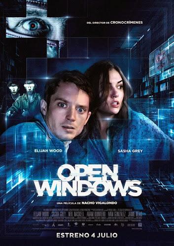Open Windows (WEB-DL 720p Ingles Subtitulada) (2014)