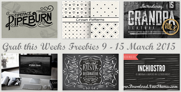 this week freebies