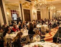 Women who hold senior positions in global companies facing real business challenges joined a dialogue on the global business environment.