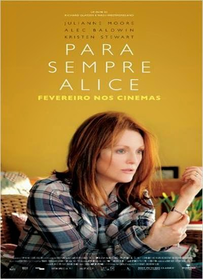 Download Para Sempre Alice AVI + RMVB Legendado DVDScr Torrent