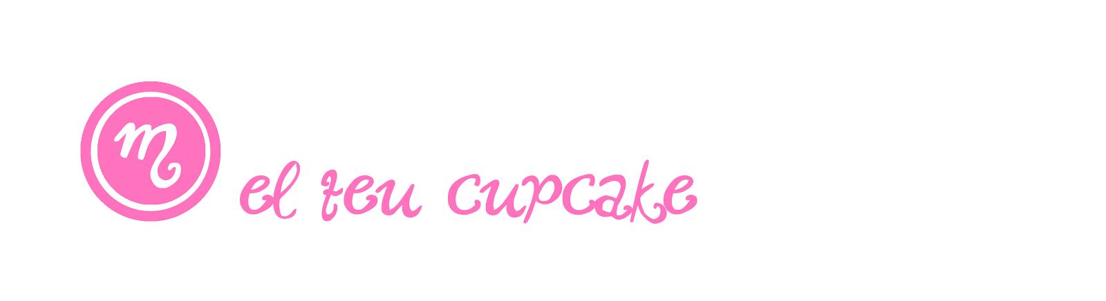 El teu cupcake