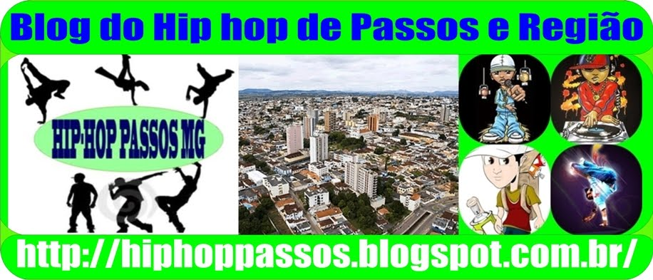 HIP-HOP PASSOS MG blog