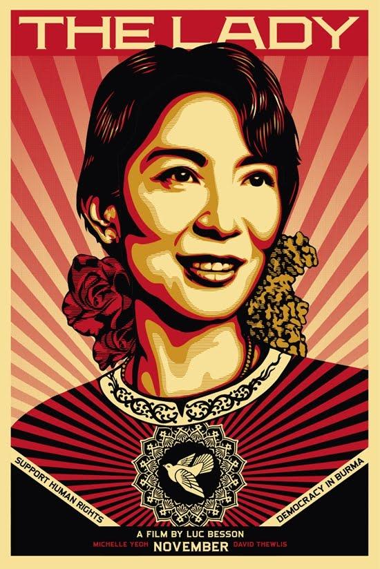 ตัวอย่างหนัง The Lady ออง ซาน ซู จี (ซับไทย)