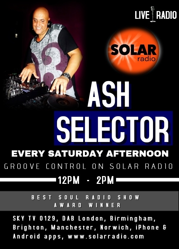 ASH SELECTOR Solar Radio Presenter