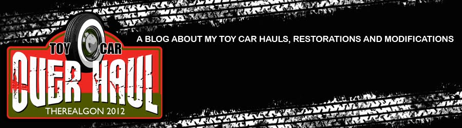 Toy Car Over Haul