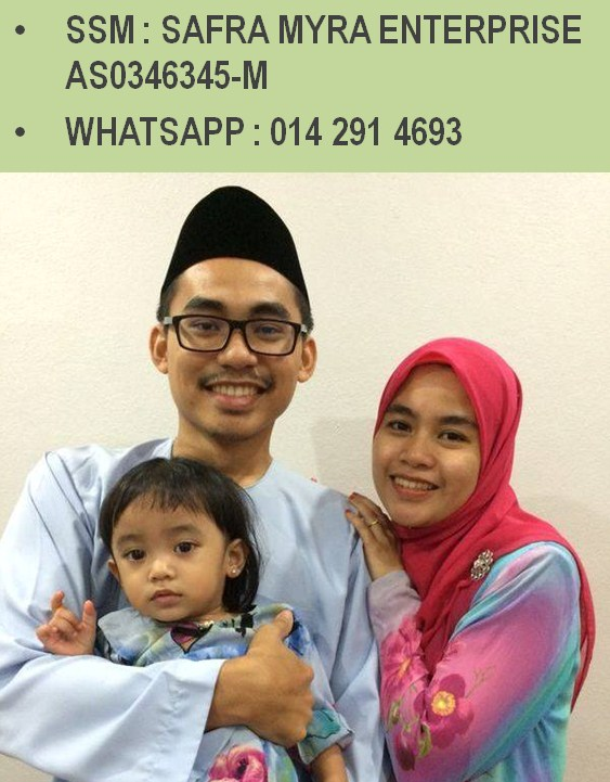 Saya, Suami dan Aisyra