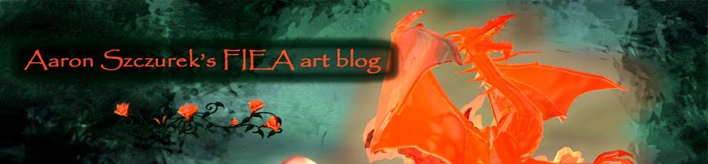 Aaron Szczurek's FIEA Blog