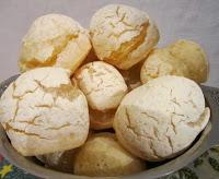 Pão de Queijo Vegetal (vegana)