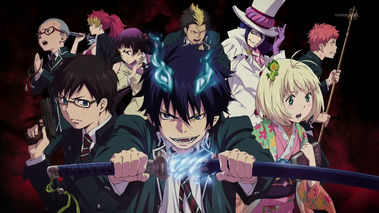 Ao No Exorcist / The Blue Exorcist / 2011 / Online Anime Dizi İzle