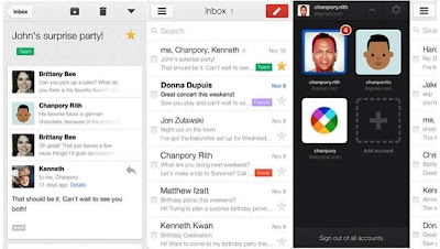 Gmail for iOS gets brand new 'Inbox' in the latest update. gets a thorough professional UI