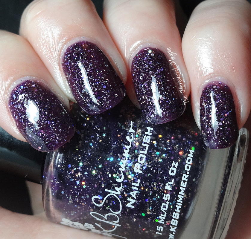 KBShimmer Witch Way? Swatches