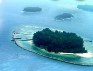 pulau seribu - Tempat Wisata Bawah Laut Indonesia - MizTia Respect