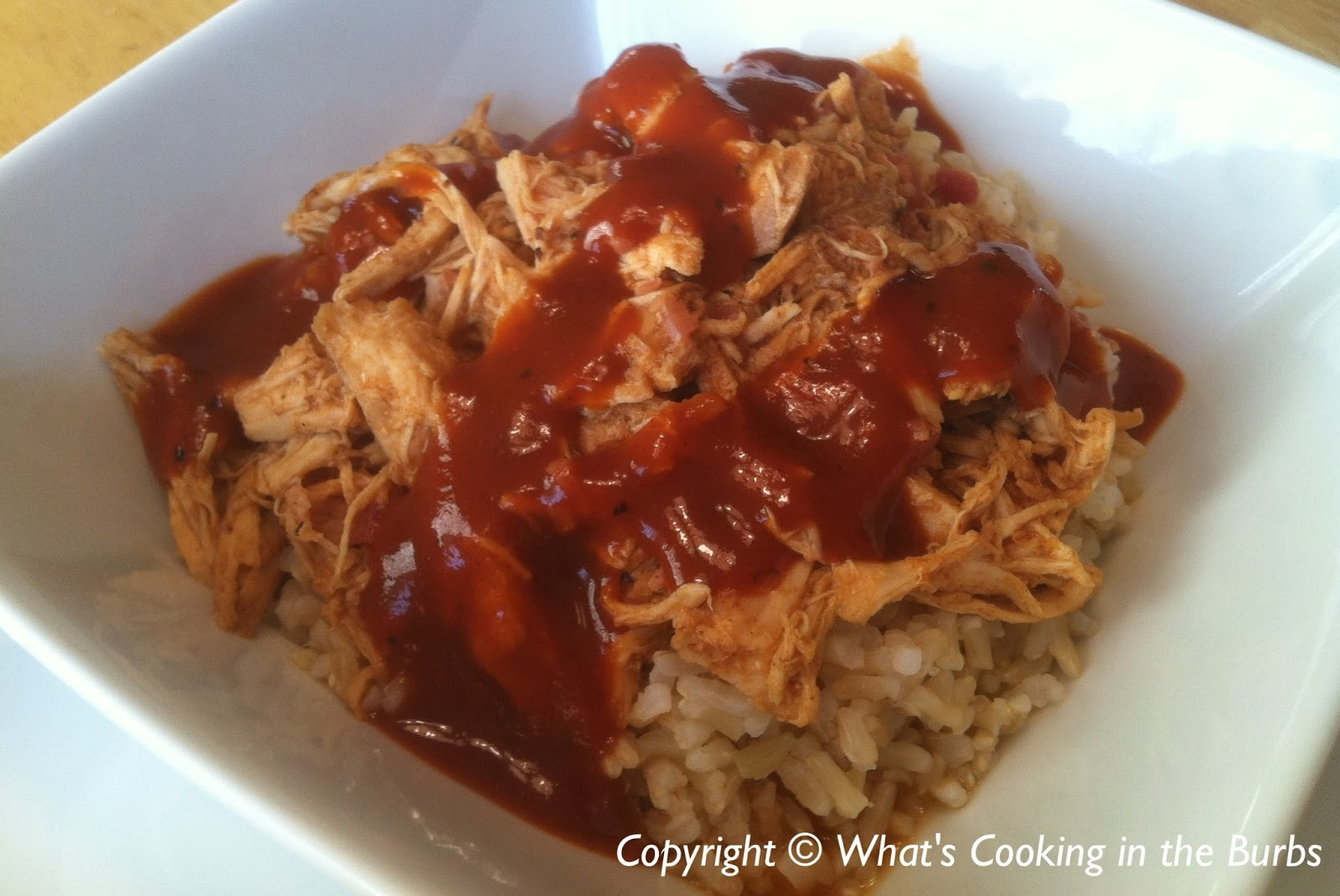 What's Cooking in the Burbs: Crock Pot Cherry Coke Chicken