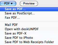 powerpoint to pdf on mac