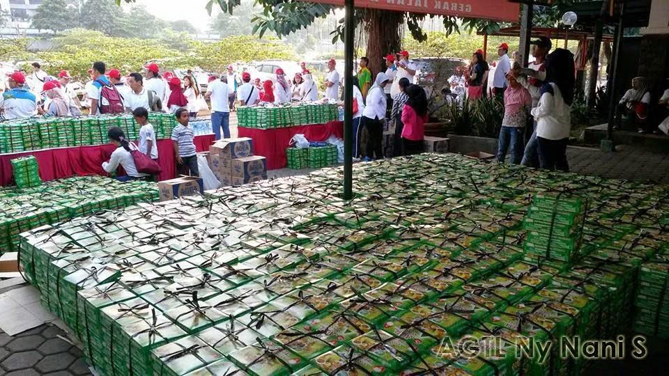 Pesan catering untuk pesta di Jakarta