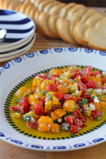 tomato-feta-dip