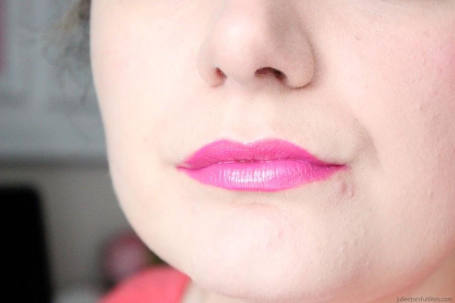 Les Mega Shine Lip Gloss de NYX - julieetsesfutilites.com