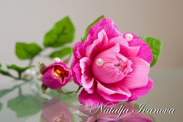 Букет из конфет роз своими руками мастер