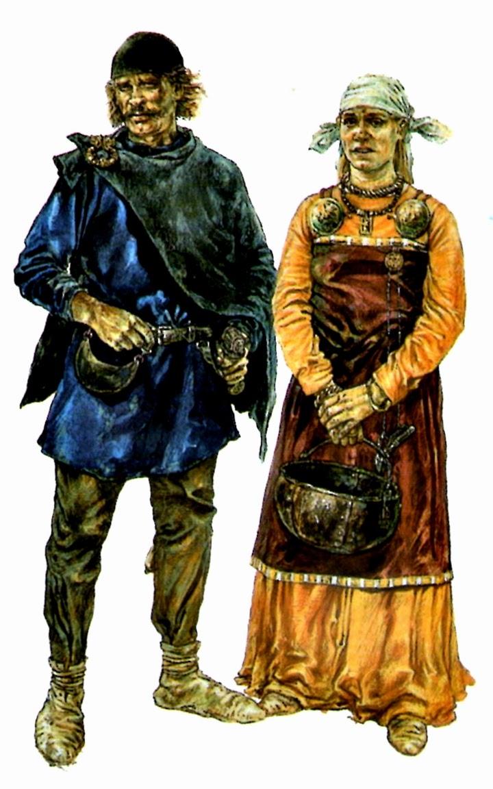 Los Vikingos 600 - 1000 ~ Temas de historia universal