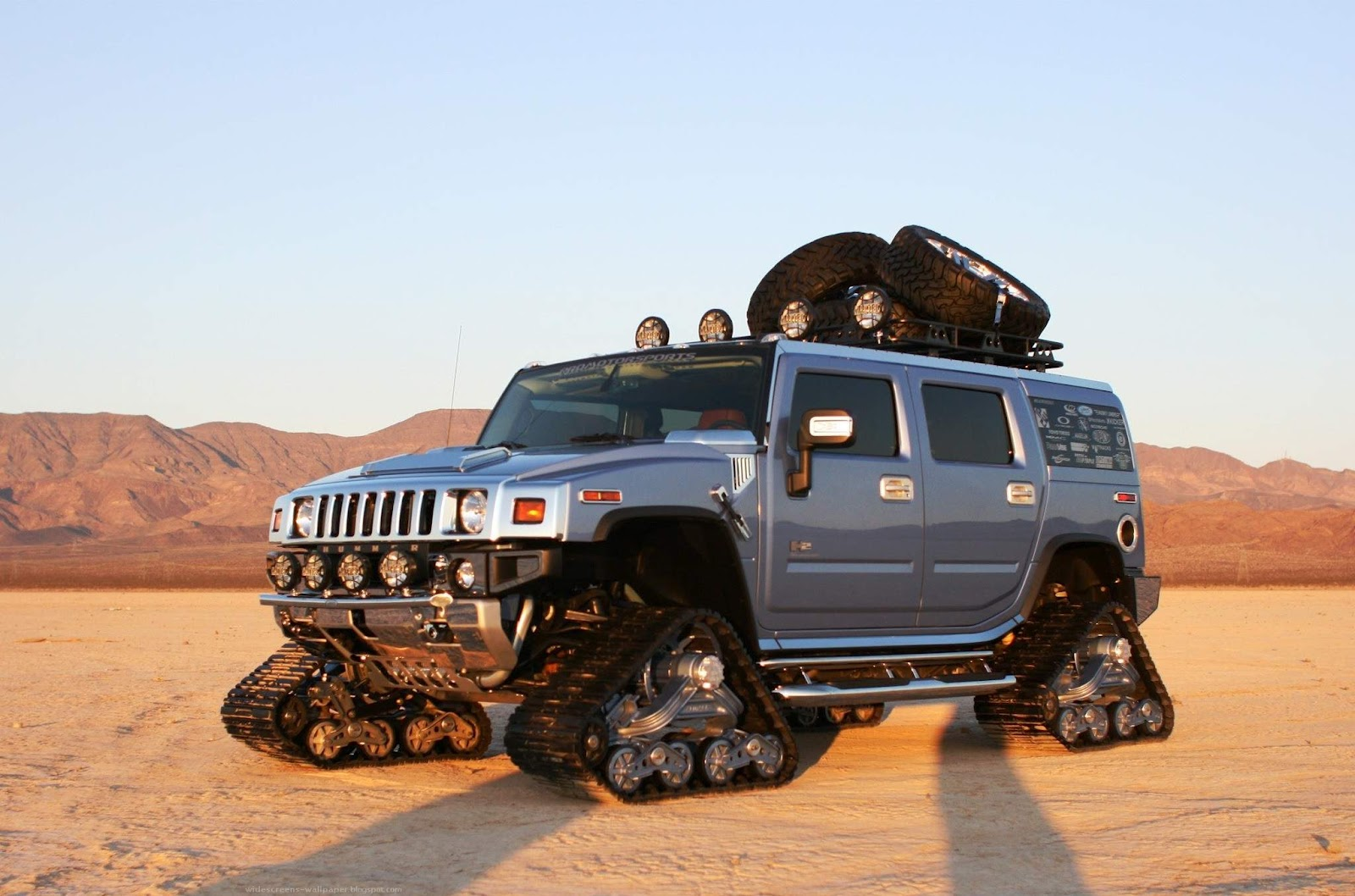 For Your Computer and Mobile Phones: Best Hummer Modification 2014