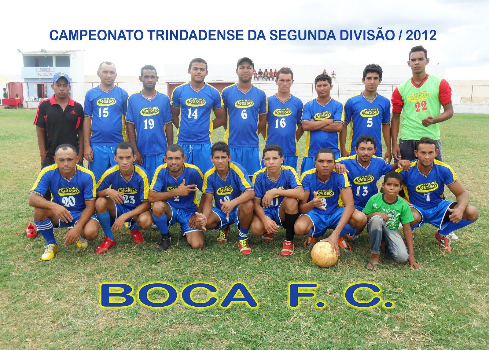 BOCA F. C.