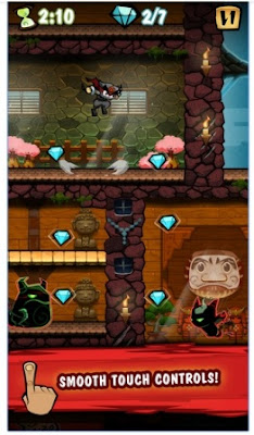 Game Action Adventure Offline Release Ninja MOD APK