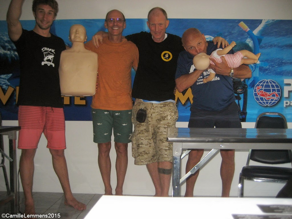 EFR Instructor course on Phuket, Thailand for February 2015