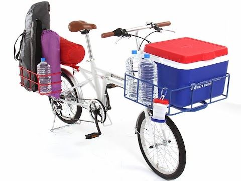 """Four Interesting """"Cargo Bikes"""" From Japan"""
