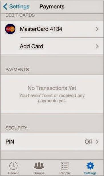 Transaksi Uang