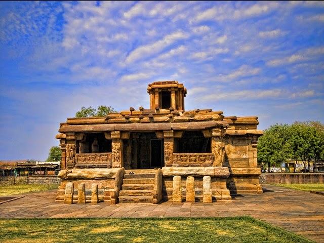 Lad Khan Temple - Ailhole,Karnataka