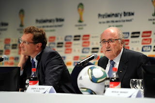 Definidas las fechas del Mundial Brasil 2014
