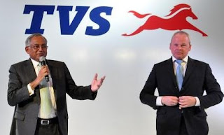 TVS has recently joined hands with BMW Motorrad