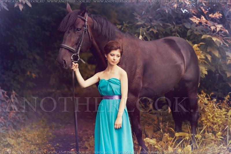 съемка с лошадьми