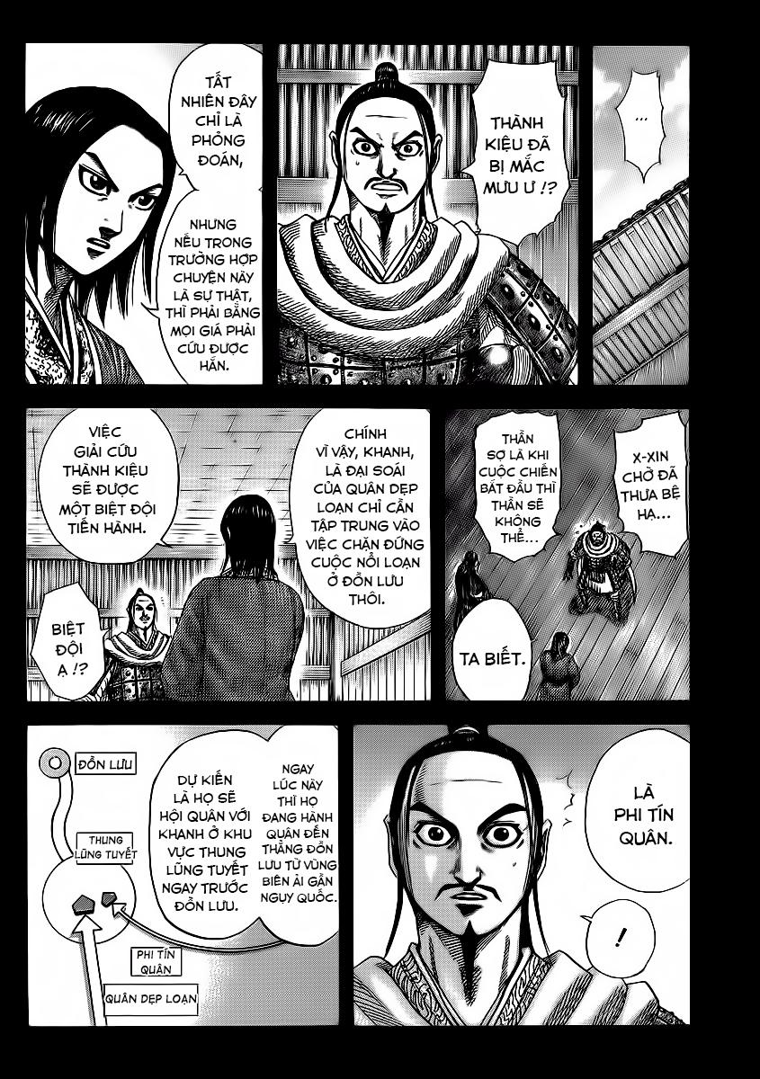 Kingdom - Vương Giả Thiên Hạ Chapter 372 page 4 - IZTruyenTranh.com