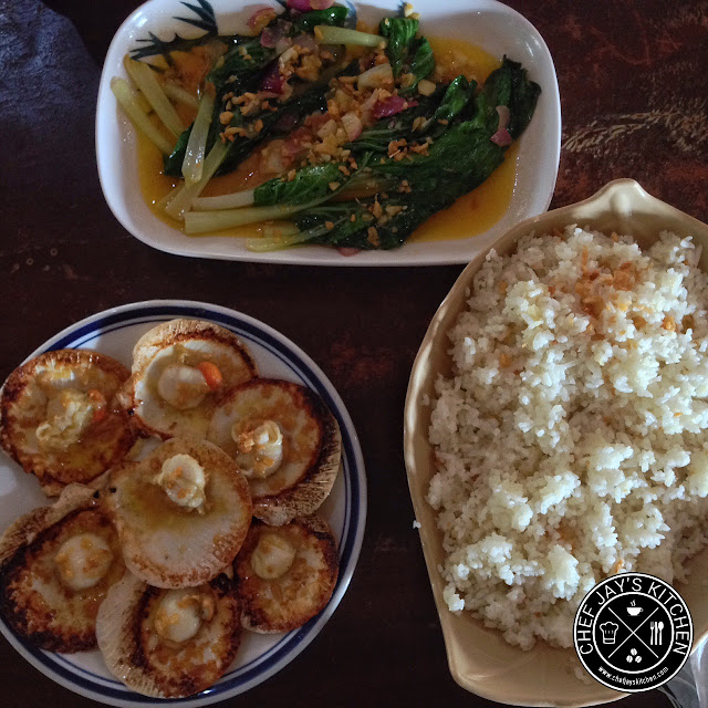 Quality Seafood Restaurant Dishes in Samuai Talabahan Iloilo City