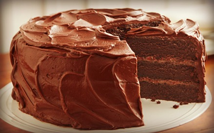"Dying for Chocolate: HERSHEY'S 'PERFECTLY CHOCOLATE"" CHOCOLATE CAKE"