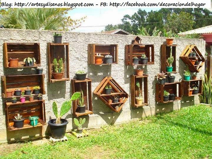 ideas para decorar tu casa reciclando