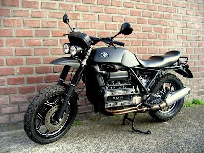 C'EST LAID, UNE K100 RACER ! - Page 4 BMW+Scrambler+K100