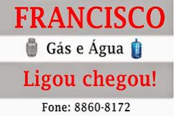 FRANCISO GÁS E ÁGUA
