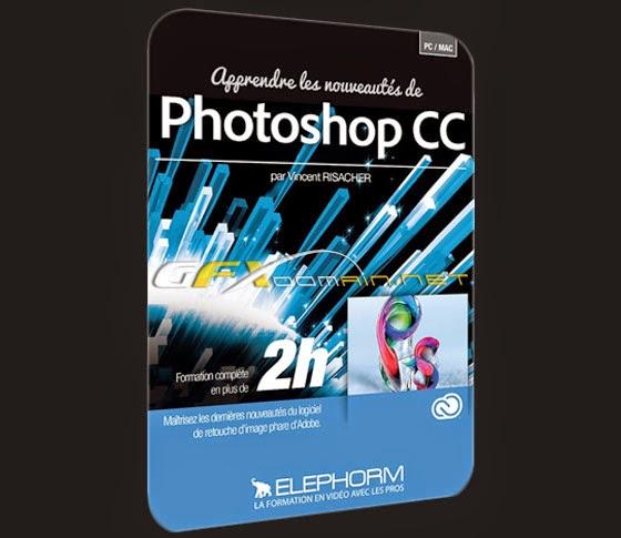 Elephorm - Photoshop CC Training - French
