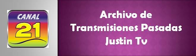 Archivo De Transmisiones Pasadas