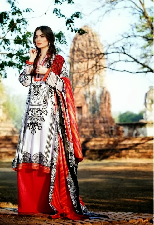 Riwaj Lawn Suits Vol-2