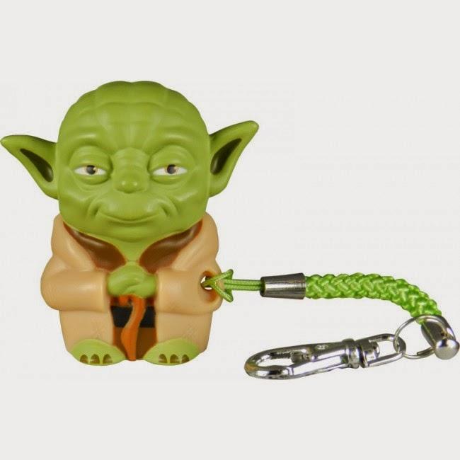 Maestro Yoda Lector de Tarjetas