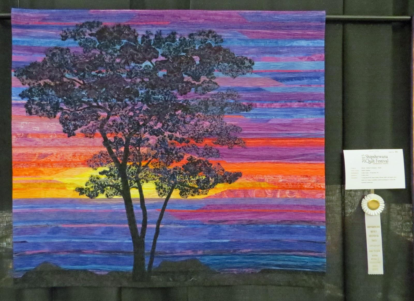 Cathy Geiers Quilty Art Blog Shipshewana Quilt Festival 2015