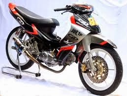modifikasi yamaha jupiter z road race