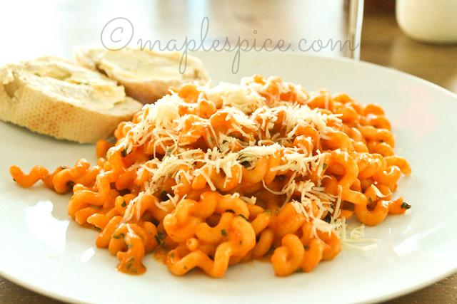 2013 Photo With My New Favourite Pasta Shape De Cecco Fusilli Lunghi Bucati 5
